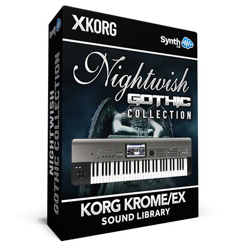 LDX38 - Nightwish Gothic Collection - Korg Krome / Krome EX