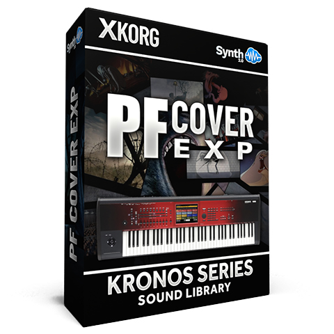 SCL306 - PF EXP Cover Pack - Korg Kronos Series
