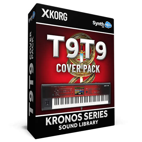 SCL17 - T9t9 Cover Pack - Korg Kronos Series