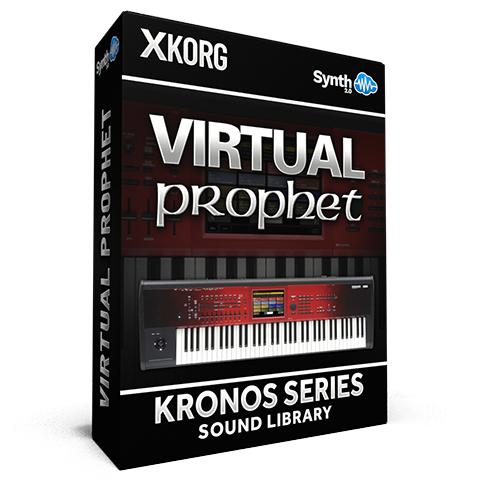 SSX202 - Virtual Prophet - Korg Kronos Series