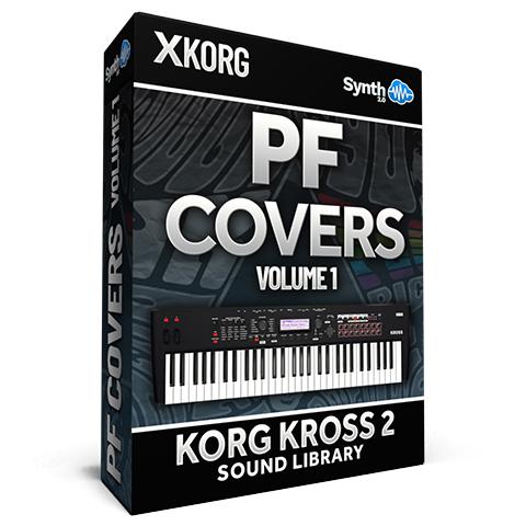 LDX167 - PF Covers V1 - Korg Kross 2