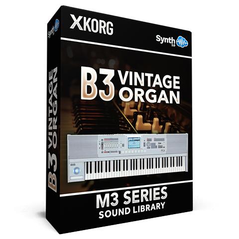 SCL05 - B3 Vintage Organ - Korg M3