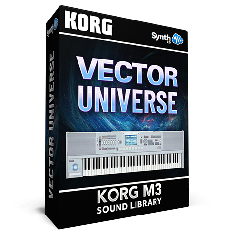 LFO007 - Vector Universe - Korg M3