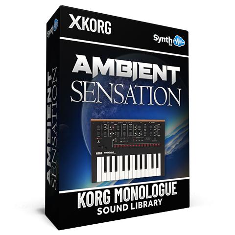 SCL344 - Ambient Sensation - Korg Monologue