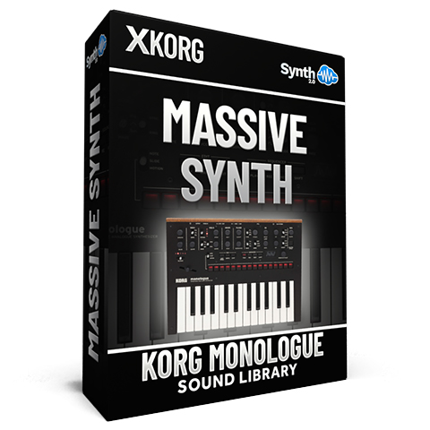 SWS026 - Massive Synth - Korg Monologue