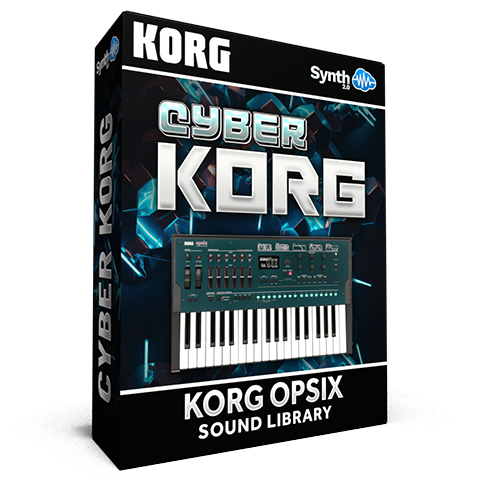 LFO008 - Cyber Korg - KORG OPSIX