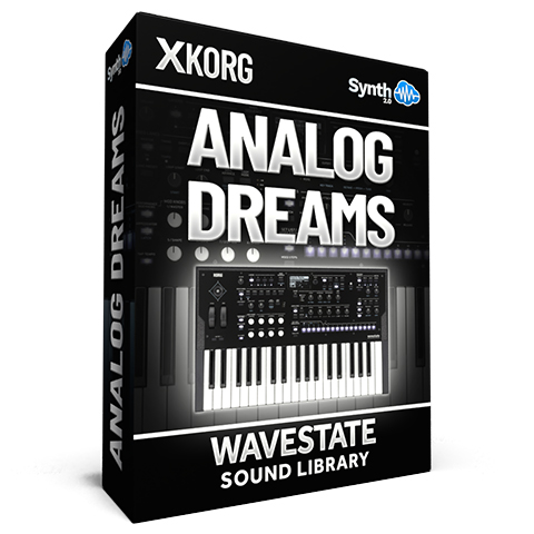 LFO001 - Analog Dreams - Korg Wavestate