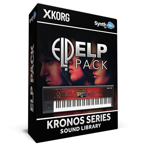 SCL198 - ELP Pack - Korg Kronos Series
