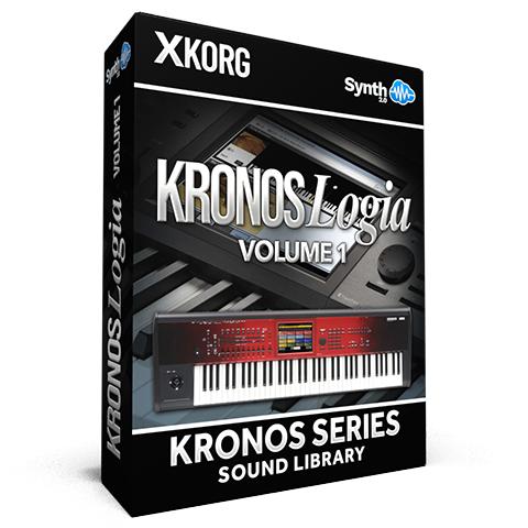 SCL14 - Kronoslogia V.1 - Korg Kronos Series