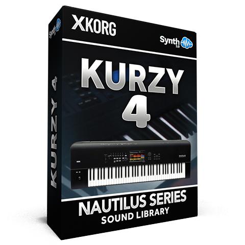 SSX201 - Kurzy 4 - Korg Nautilus