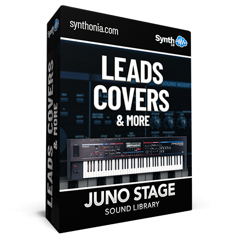 LDX114 - Leads Covers & More - Juno Stage