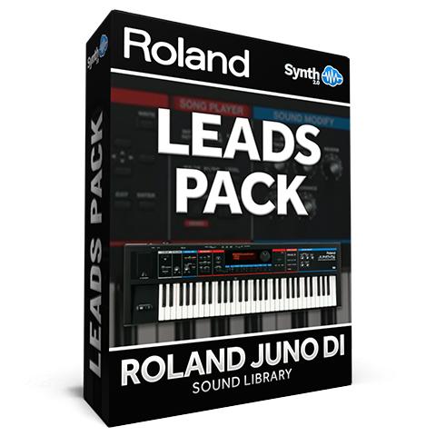 SCL25 - Leads Pack - Roland Juno-DI