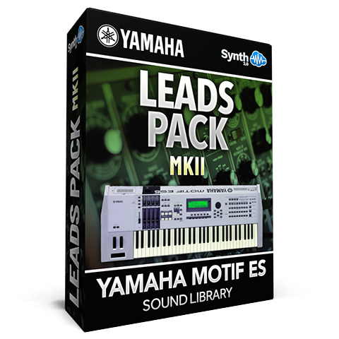LDX124 - Leads Pack MKII - Yamaha Motif ES