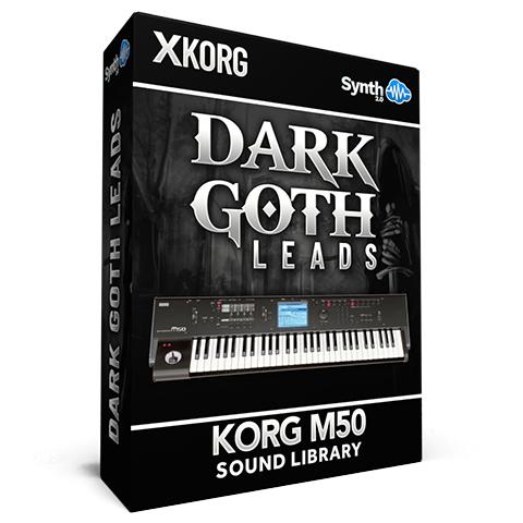 SCL09 - Dark Goth Leads - KORG M50