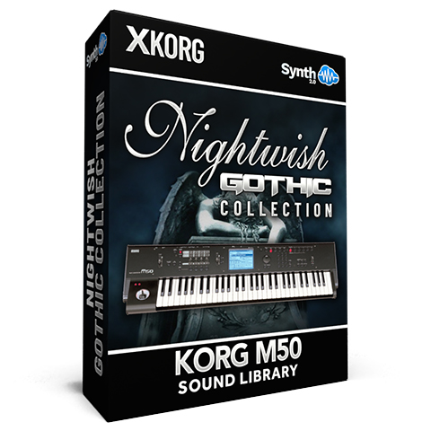 LDX38 - Nightwish Gothic Collection - M50