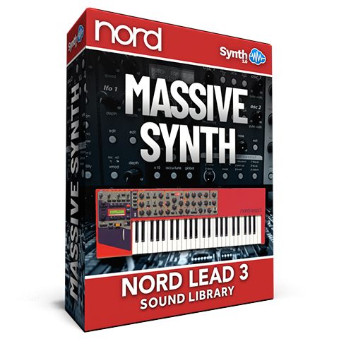 SCL274 - Massive Synth - Nord Lead 3