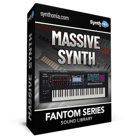 SCL293 - Massive Synth - Fantom