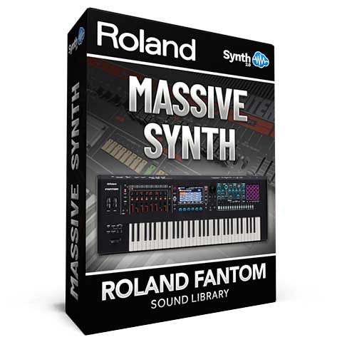 SCL293 - Massive Synth - Roland Fantom