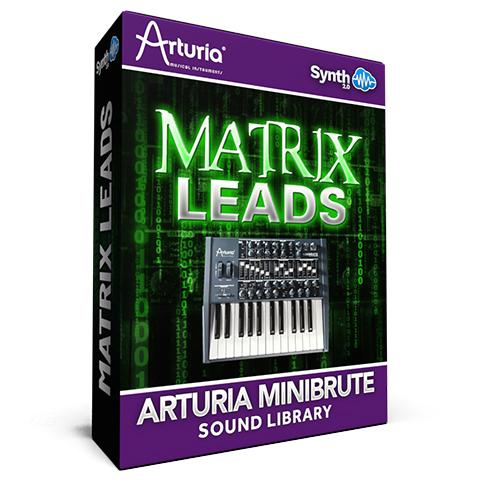 SCL34 - Matrix Leads - Arturia Matrixbrute