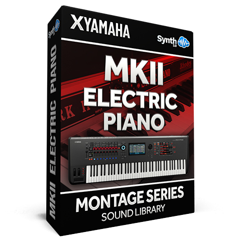 SCL267 - MKII Electric Piano - Yamaha MONTAGE