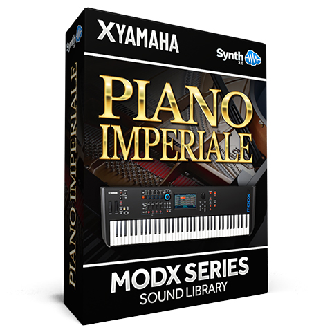 SCL319 - Piano Imperiale - Yamaha MODX