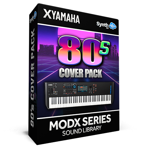 SCL129 - 80s Cover Pack - Yamaha MODX