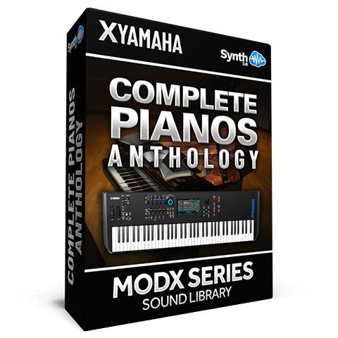 SCL212 - Complete Pianos Anthology - Yamaha MODX