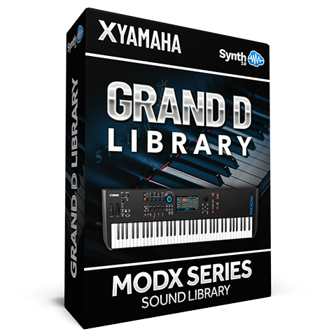 SCL320 - Grand D Library - Yamaha MODX