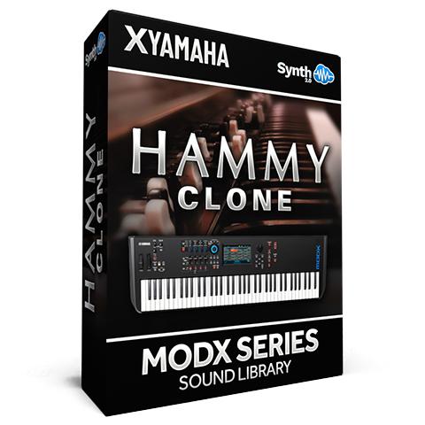 SCL290 - Hammy Clone - Yamaha MODX