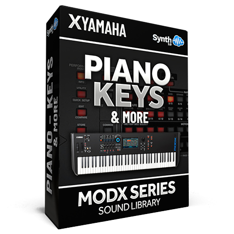 SCL130 - Piano Keys & More - Yamaha MODX