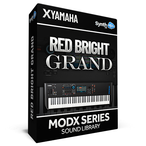 SCL315 - Red Bright Grand - Yamaha MODX