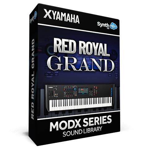SCL314 - Red Royal Grand - Yamaha MODX