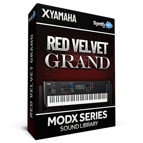 SCL313 - Red Velvet Grand - Yamaha MODX
