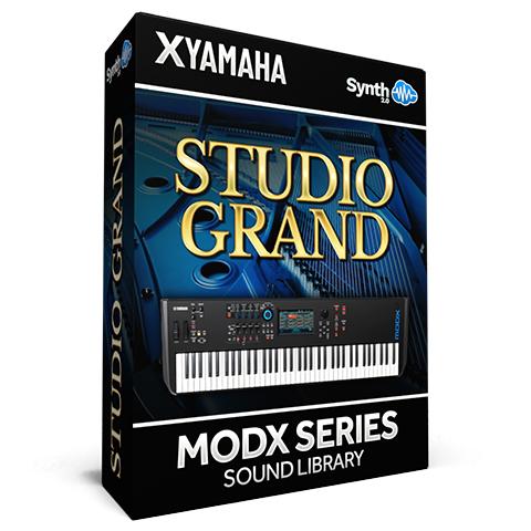 SCL289 - Studio Grand - Yamaha MODX