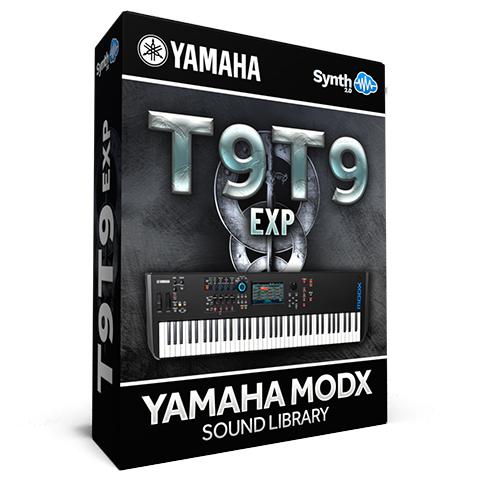 SCL285 - T9t9 EXP - Yamaha MODX
