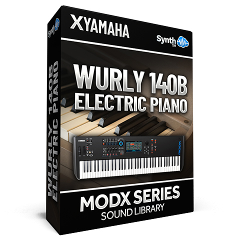 SCL192 - Wurly 140B Electric Piano - Yamaha MODX
