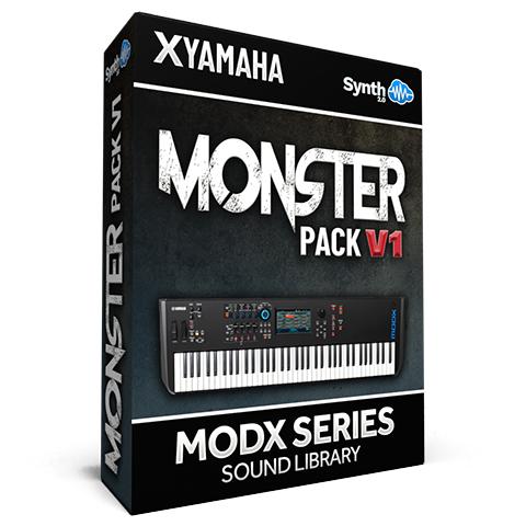 LDX123 - Monster Pack V.1 - Yamaha MODX