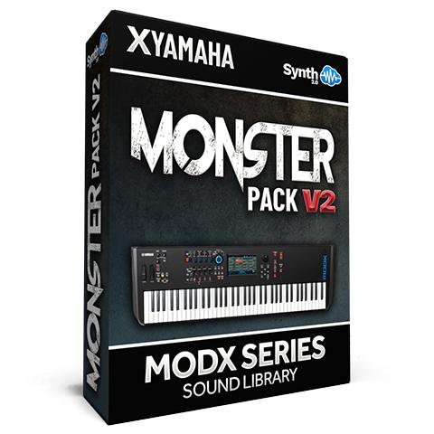 SCL173 - Monster Pack V2 - Yamaha MODX