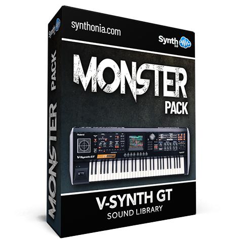 SCL97 - Monster Pack - V-Synth GT
