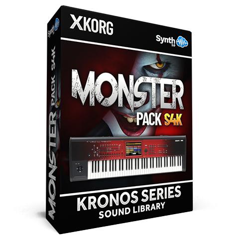 SCL162 - Monster Pack S4K - Korg Kronos Series
