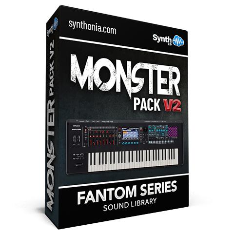 SCL257 - Monster Pack V.2 - Fantom