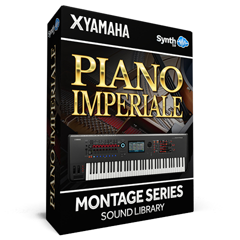 SCL319 - Piano Imperiale - Yamaha MONTAGE
