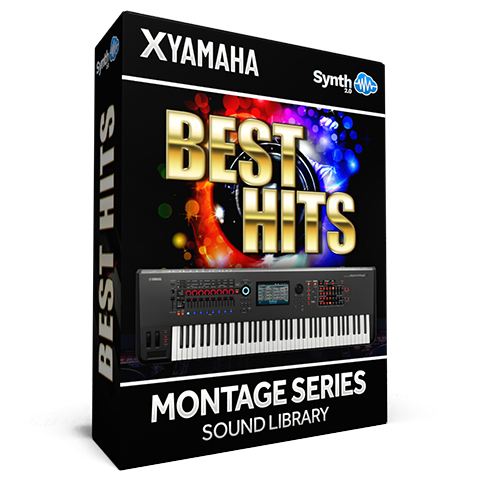 SCL288 - Best Hits - Yamaha MONTAGE