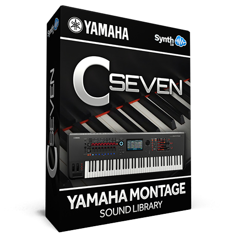 SCL211- C-Seven Grand Piano - Yamaha MONTAGE