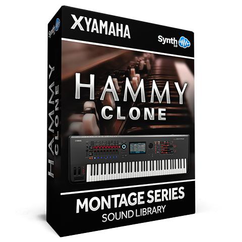 SCL290 - Hammy Clone - Yamaha MONTAGE