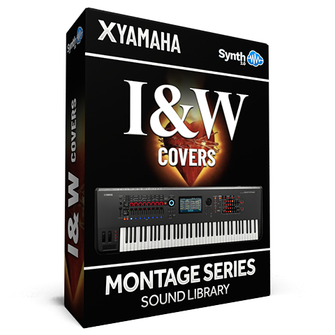 SCL240 - I&W Covers - Yamaha MONTAGE