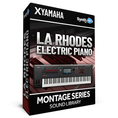 SCL186 - LA Rhodes Electric Piano - Yamaha MONTAGE