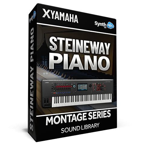 SCL182 - SteiNeWay Piano - Yamaha MONTAGE