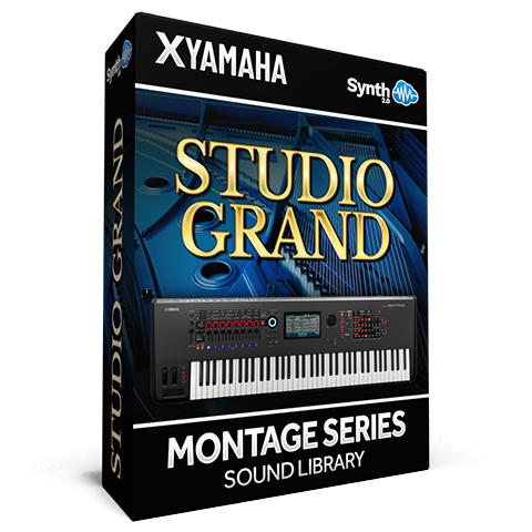 SCL289 - Studio Grand - Yamaha MONTAGE