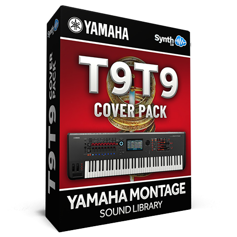 LDX121 - T9t9 Cover Pack - Yamaha MONTAGE